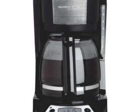 Cafetera Hamilton Beach programable 49615-CL