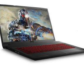 Notebook MSI GF65 Thin FHD IPS