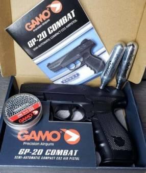 Pistola de aire comprimido co2 Gamo