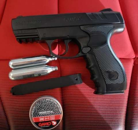 Pistola de aire comprimido co2 Gamo - 2