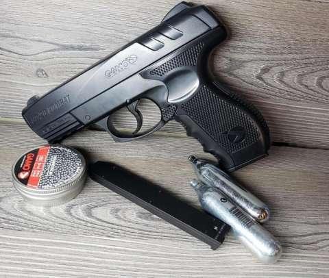 Pistola de aire comprimido co2 Gamo - 3
