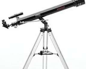 Telescopio refractor Tasco Novice