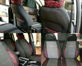 Tapizados de asientos para todo tipo de vehiculos
