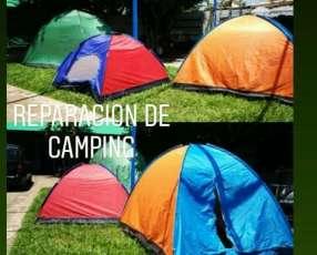 Reparamos toldos sombrillas camping