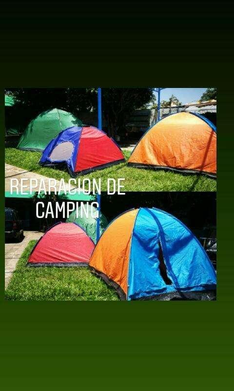 Reparamos toldos sombrillas camping - 0