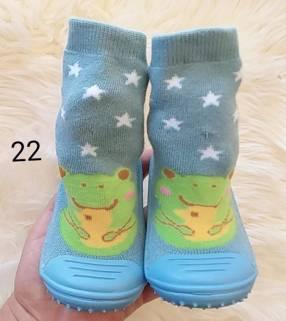 Medias zapato para tu bebé