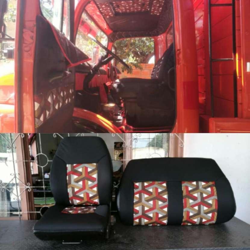 Tapizados de asientos para todo tipo de vehiculos - 4