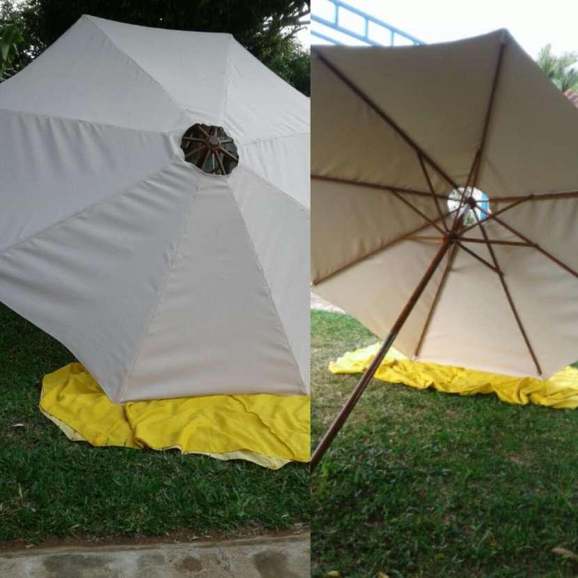 Reparamos toldos sombrillas camping - 4