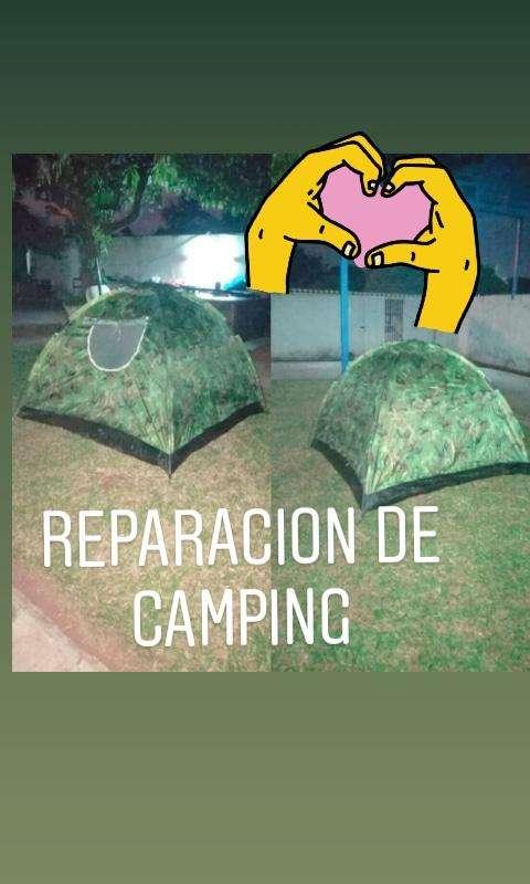 Reparamos toldos sombrillas camping - 7