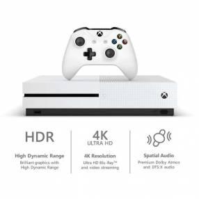 Microsoft Xbox One S 1TB Console con Xbox One Wireless