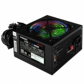 Fuente de alimentación SATE 500W c/RGB PRO-590