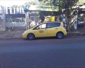 Parada de Taxi en San Lorenzo