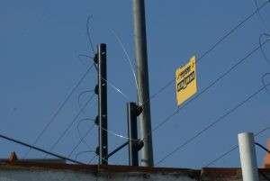 Cerco eléctrico y cámaras de seguridad - 2
