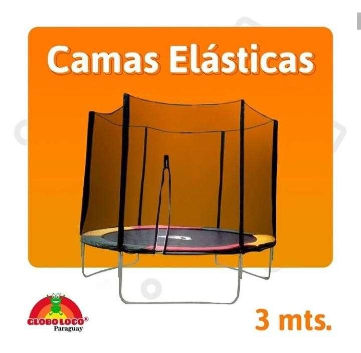 Camas elásticas de 3Mts - 0