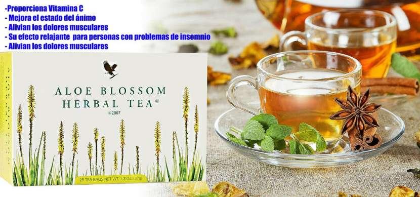 Té de hierbas mezcla natural de hojas, especias - 0