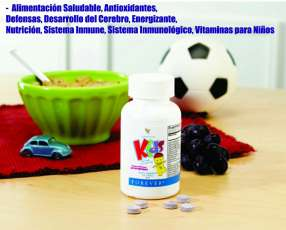 Multivitaminas Masticables