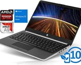 Notebook HP 14 A9