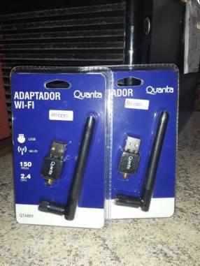 Antena wifi usb Quanta QTA801