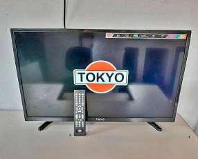 Tv led Tokyo 32 pulgadas TOKCH32PHD HD digital con soporte