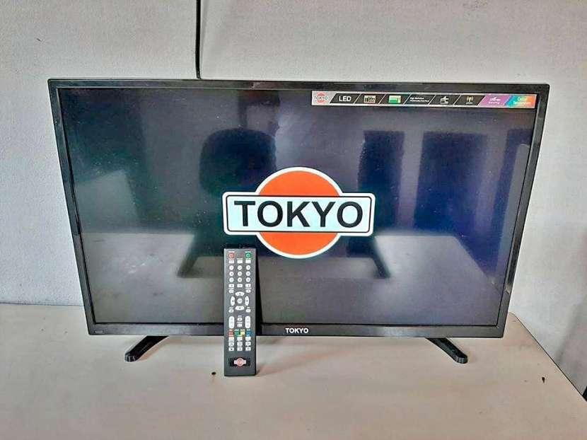 Tv led Tokyo 32 pulgadas TOKCH32PHD HD digital con soporte - 0