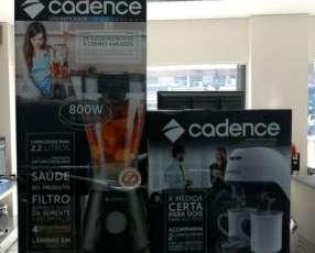 Combo Cadence Licuadora Cafetera
