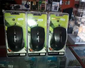 Mouse con cable Ecopower EP-130