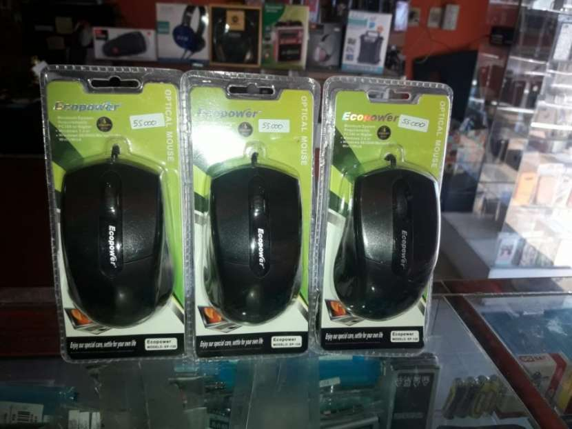Mouse con cable Ecopower EP-130 - 0
