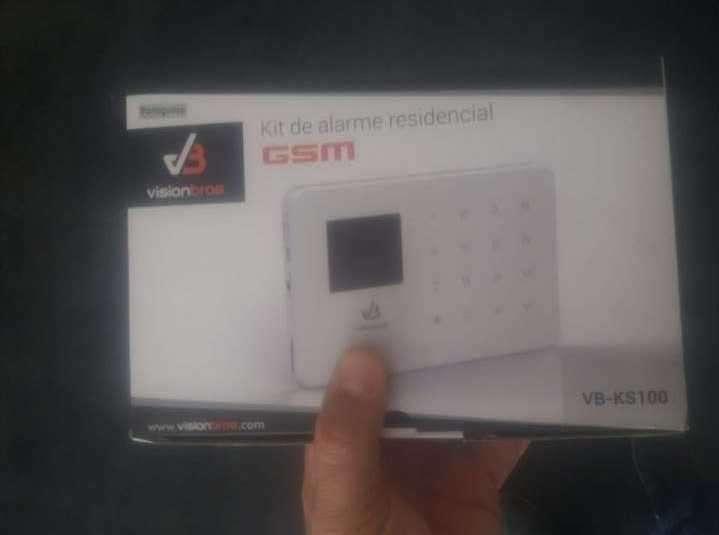 Alarmas residenciales - 0