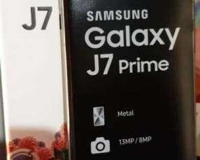 Samsung Galaxy j7 prime nuevo más protectores antishok de regalo