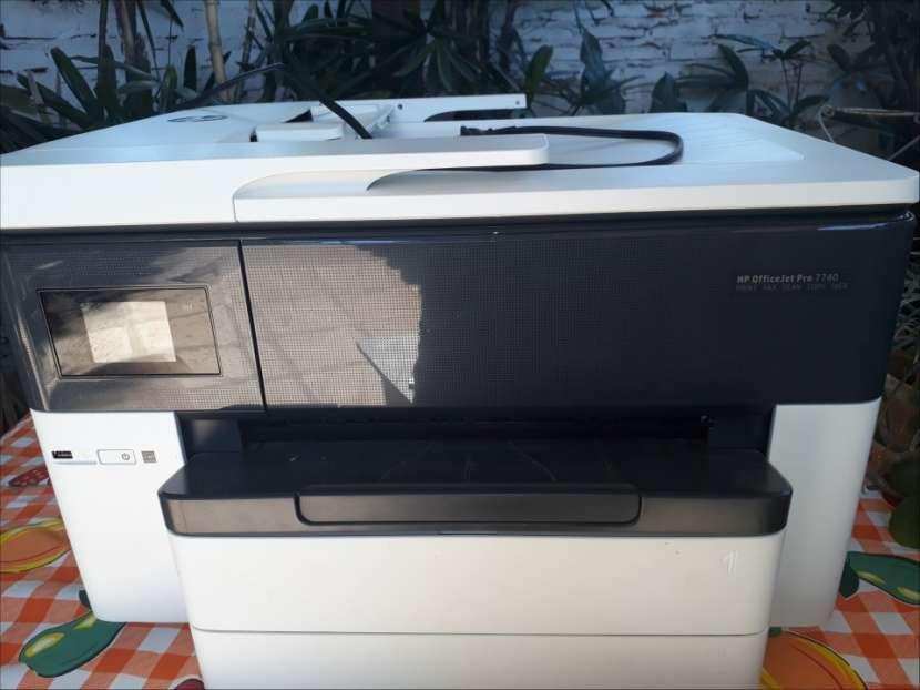 Impresora hp officejet pro - 3