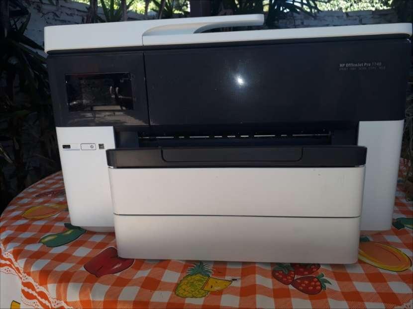 Impresora hp officejet pro - 0