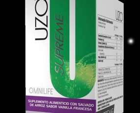 Uzo Supreme Caja c/30 sachets 240g.