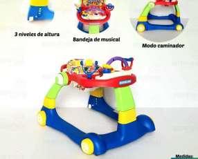 Andador Caminador con Juguete Musical