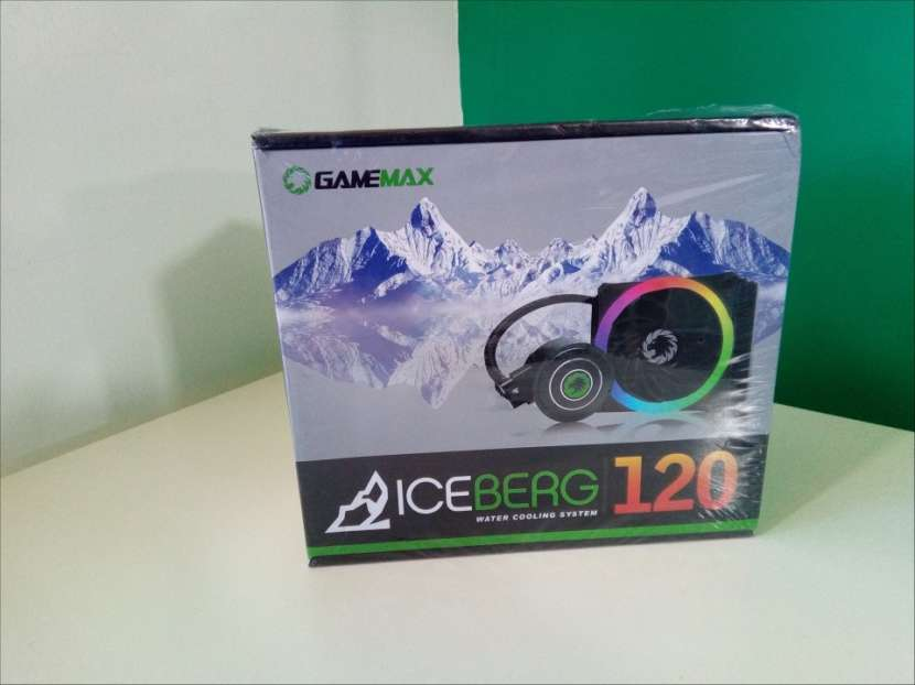 Water Cooling RGB 120mm refrigeración líquida cpu - 6