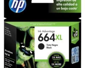 Tinta HP 664XL negro