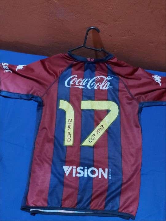 Camiseta Cerro Porteño talle P - 0