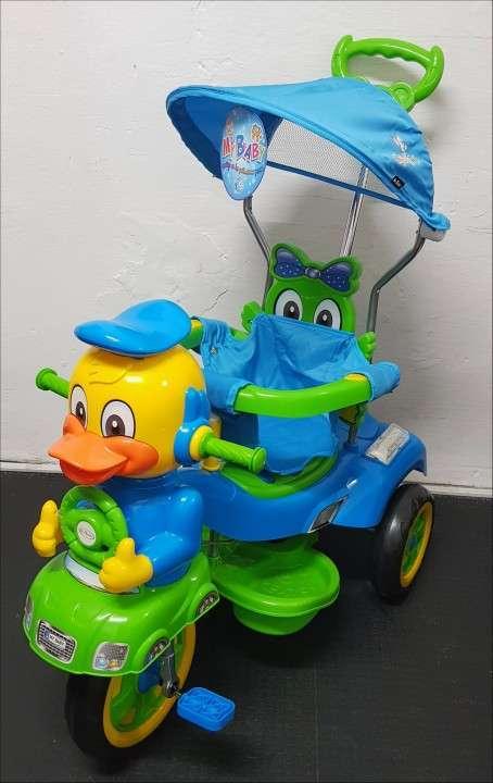Triciclo guiador cod 013 - 1