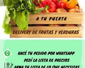 Frutas y verduras sanitizadas 100%