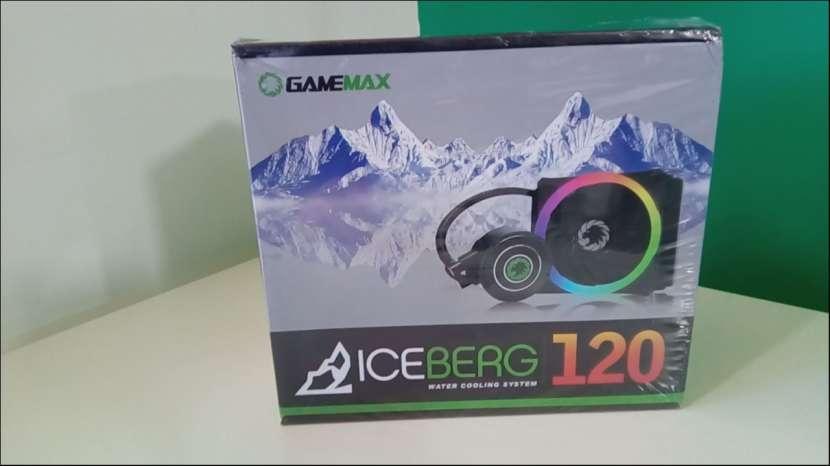 Water Cooling RGB 120mm refrigeración líquida cpu - 1