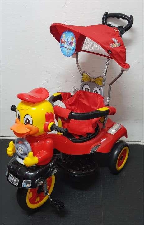 Triciclo guiador cod 013 - 0