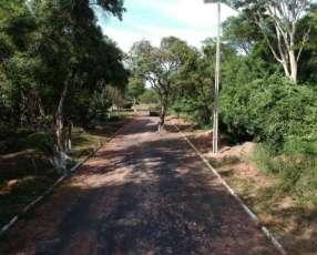 Terreno económico en Aregua Isla Valle Jukyry