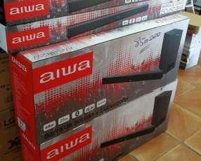 Barra de sonido más subwoofer AIWA