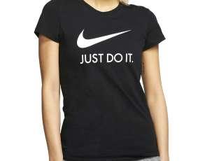Remera Algodón Nike Damas
