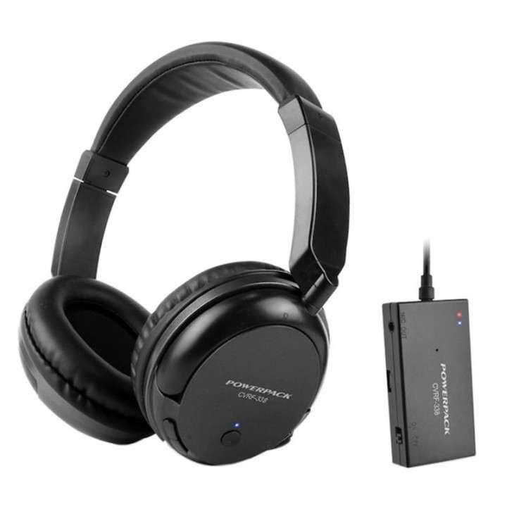 Auricular Powerpack CVRF-338 wireless negro - 0