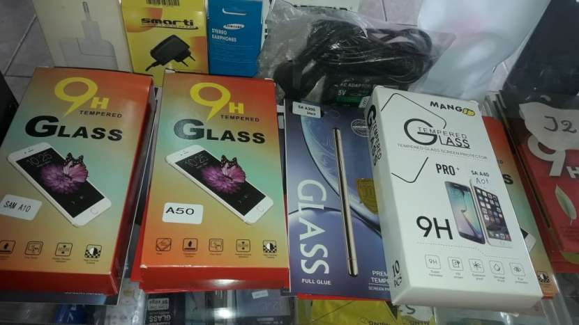 Láminas antishock para todo los modelos de celulares - 0