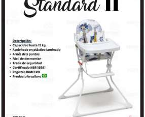 Silla de comer estándar 2 cod 5016