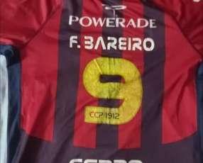 Camisetas del Club Cerro Porteño