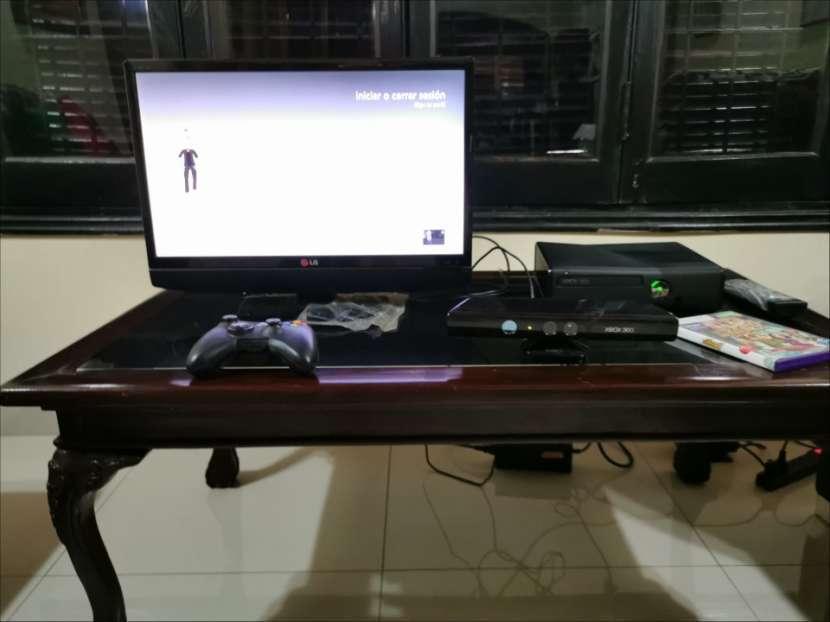 Xbox 360 con kinect desbloqueado - 2