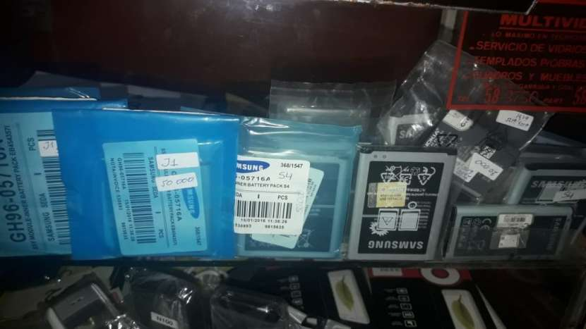 Baterías Samsung varios modelos - 0