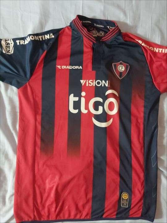 Camisetas del Club Cerro Porteño - 1